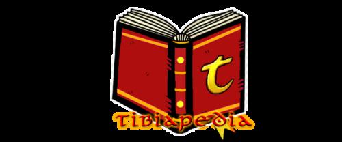 """Tibiapedia Logo"" by Little Jessyh (Talera)"