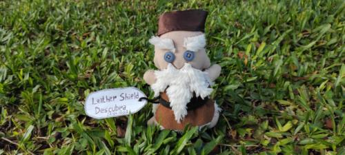 Epaminondas Doll by Leather Shield (Descubra)