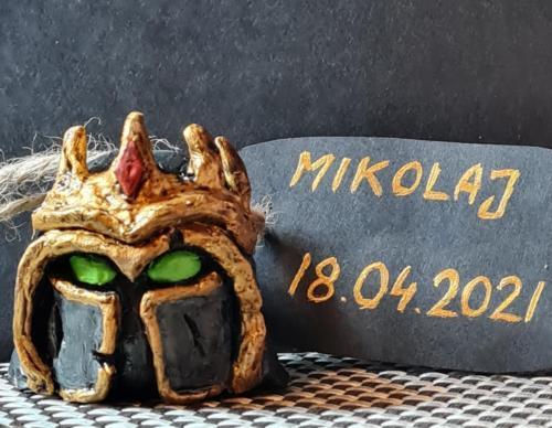 Dark Wizard's Crown by Mikolaj (Premia)