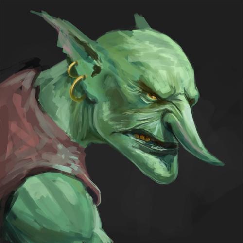 """Goblin"" by David Takao"