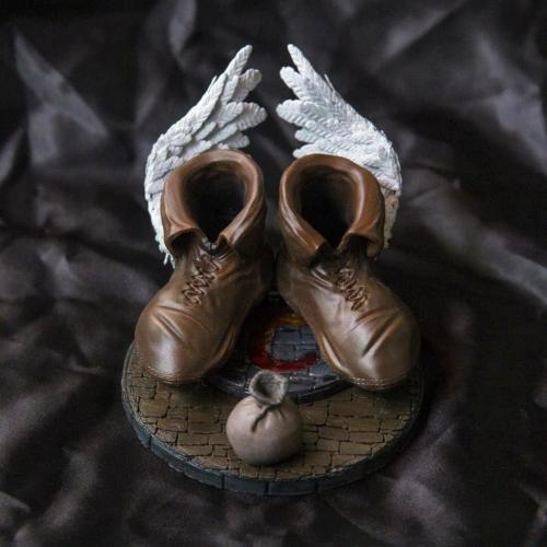 """""""Boots of Haste"""" by Lux 3D"""