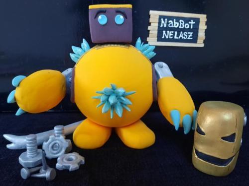 """""""Mini NabBot"""" by Nelasz"""