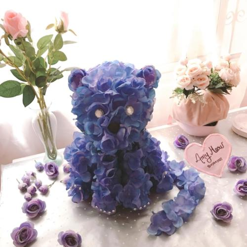Midnight Panther Doll by Amy Meow (Firmera)
