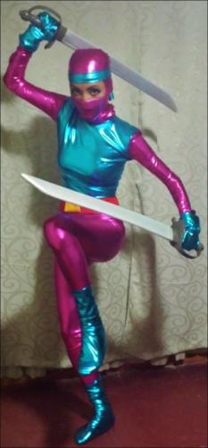 """""""Assassin Doll"""" by Ardilla Selassie (later known as Licad)"""