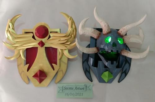 Shield of Destiny by Sacros Arturt (Quintera)