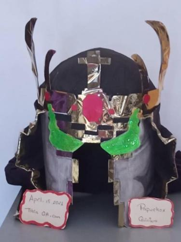 Dark Wizard's Crown by Papuchox (Quintera)