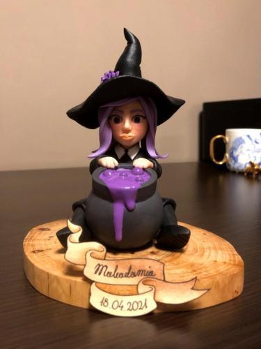 Wicked Witch by Makadamia (Bona)