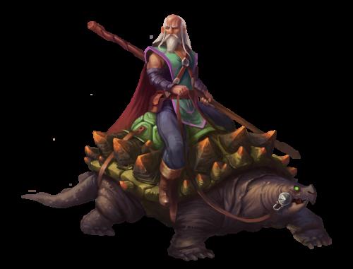 Infernal Tortoise