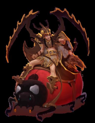 Ladybug Rider