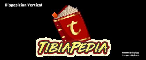 """""""Tibiapedia Logo"""" by Reijes (Nefera)"""