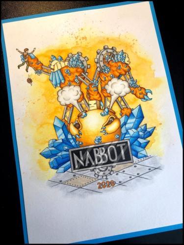 """""""NabBot"""" by Makadamia"""