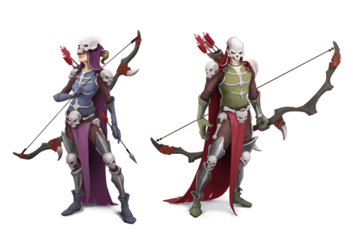 Sinister Archer Outfit