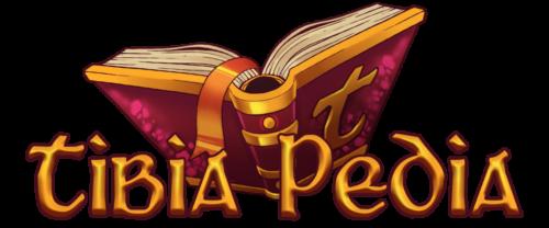 """Tibiapedia Logo"" by Eric Stardust (Descubra)"