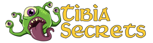 """TibiaSecrets Logo"" by Eric Stardust (Descubra) better known as Gustavo Santiago"