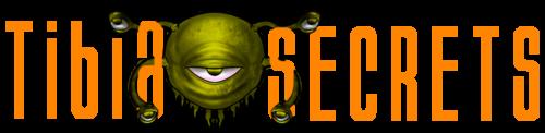 """TibiaSecrets Logo"" by Black binka (Bona)"