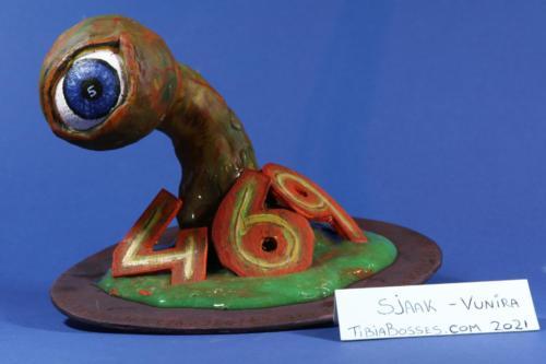 """""""The Evil Eye's Tentacle Trophy"""" by Sjaak (Vunira)"""