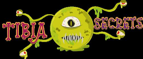 """TibiaSecrets Logo"" by Samy Saet (Lobera)"