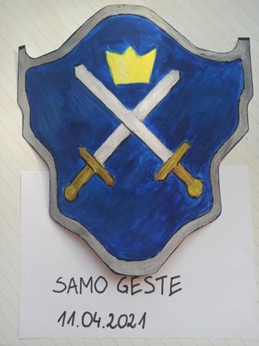 Majestic Shield by Samo Geste (Adra)