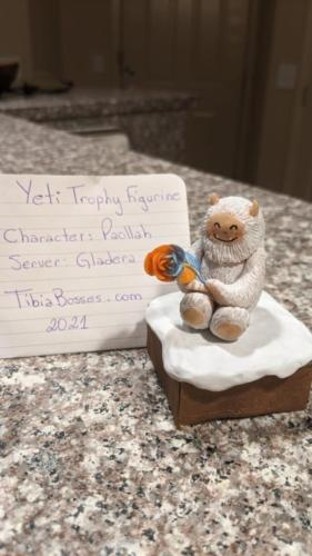 """""""Yeti Trophy"""" by Paollah (Gladera)"""
