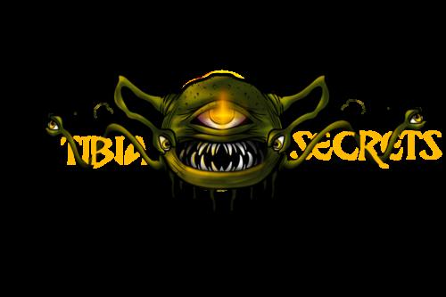 """TibiaSecrets Logo"" by Achiru Antica (Antica)"