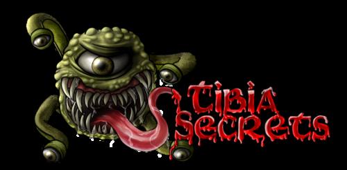 """TibiaSecrets Logo"" by Griggi (Belobra)"