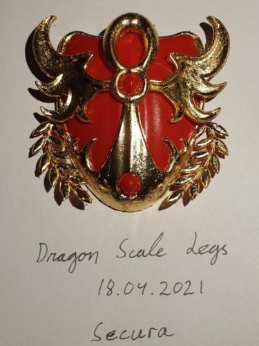 Shield of Destiny by Dragon Scale Legs (Secura)