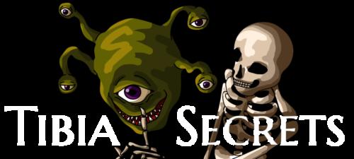 """TibiaSecrets Logo"" by Karmelisekura (Secura)"