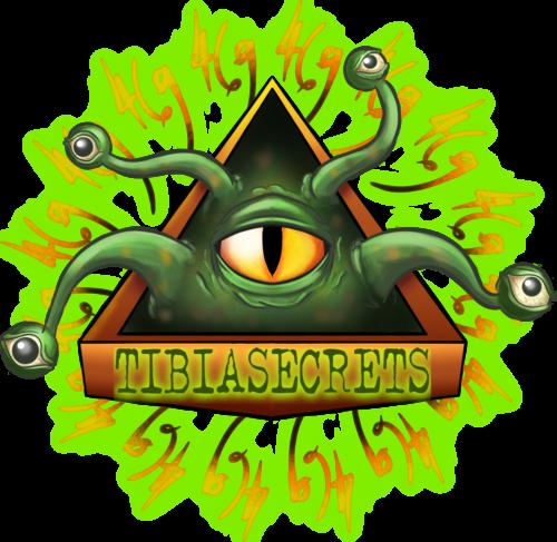 """""""TibiaSecrets Logo"""" by Lupus Aurelius (Talera)"""