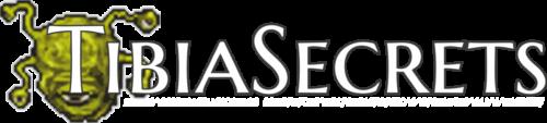"""""""TibiaSecrets Logo"""" by Barbiebicz (Damora)"""