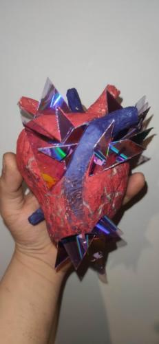 """Yeti Crystal Heart"" by Veroodie (Damora)"